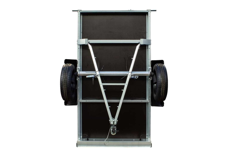 Tieflader 750 kg