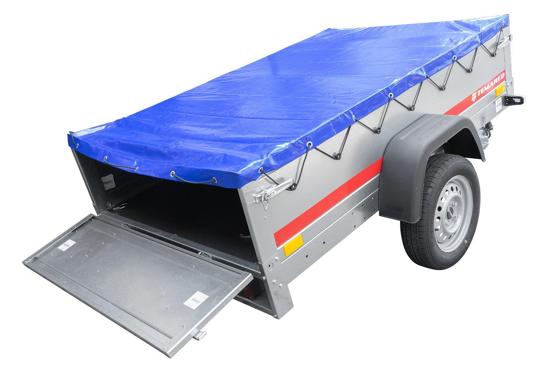 TEMARED PRAKTI 750 DMC 2012 z płaskim pokrowcem
