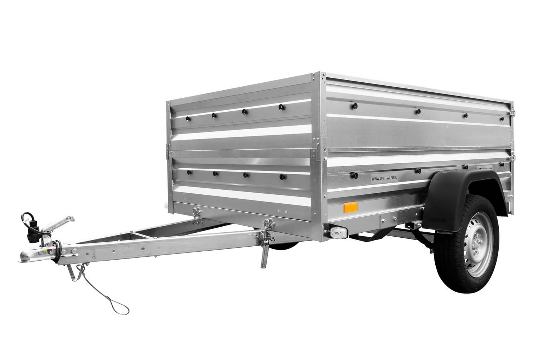 remorque garden trailer 205 unitrailer