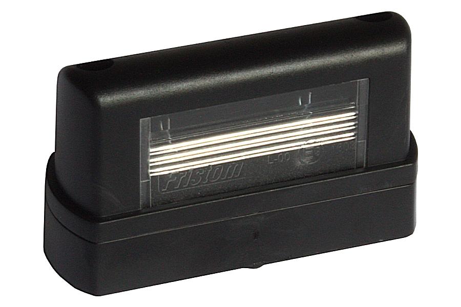 Kennzeichenleuchte Nummernschildbeleuchtung PKW Anhänger Wohnwagen 90x45x40mm