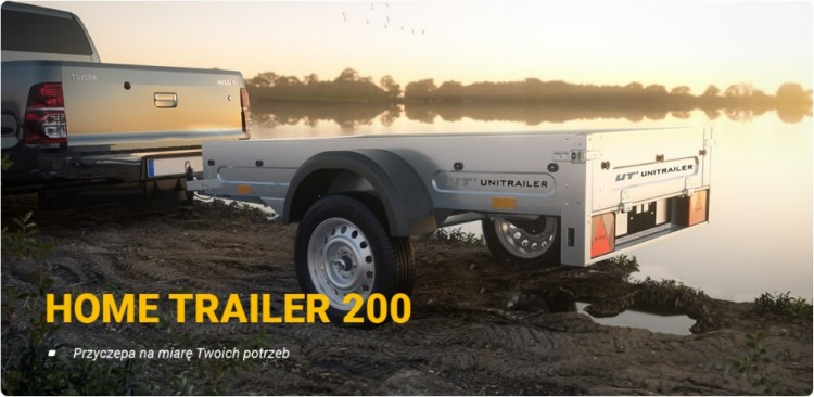 Remorque Home Trailer 200