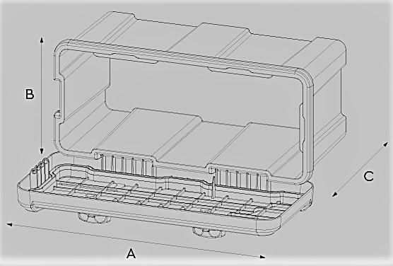 gereedschapskoffer arka